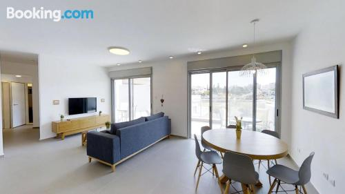 Apartment with wifi perfect for 6 or more