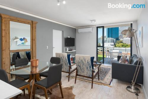 Apartamento de 45m2 en Ciudad del Cabo con aire acondicionado