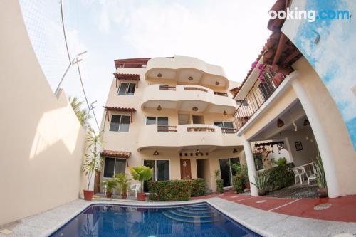 Apartamento con vistas en Zihuatanejo