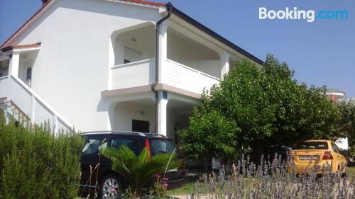 Apartamento en el centro con vistas en Lopar.