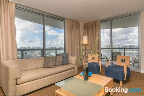 Place in Sunny Isles Beach good choice for 6 or more.
