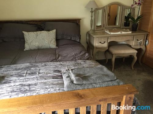 Perfect one bedroom apartment. For two people.