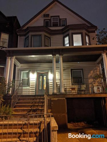 1 bedroom apartment home in Jersey City for 2.