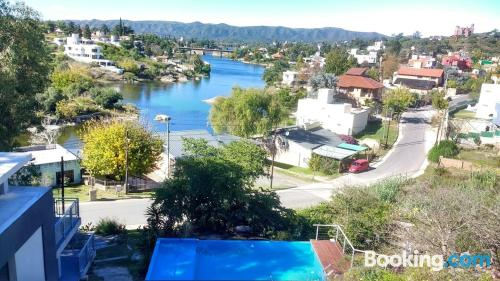 Home with wifi. Enjoy your swimming pool in Villa Carlos Paz!