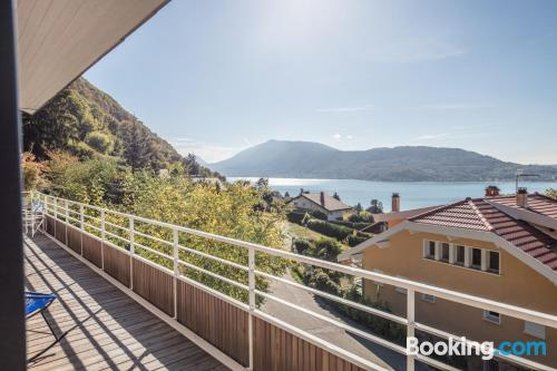 Apartment with terrace in Annecy-le-Vieux.