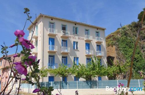 Place for couples in midtown of Portvendres