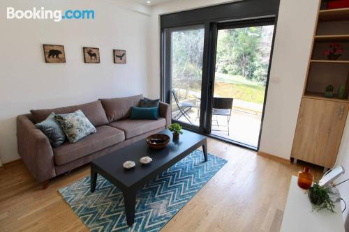 One bedroom apartment home in Tivat. Dogs allowed!.
