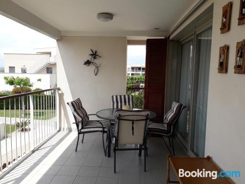 Apartamento para dos personas en Sant Jordi con terraza
