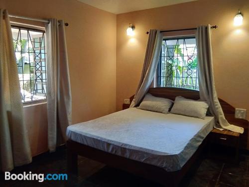 Apartamento para dos personas en Anjuna.
