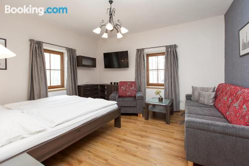 Good choice one bedroom apartmentin downtown.