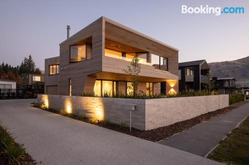 Home in Wanaka with terrace!.
