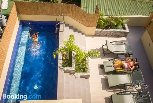 Apartment in Puerto Galera with terrace
