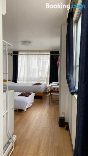 1 bedroom apartment apartment in Tokyo. Wifi!.
