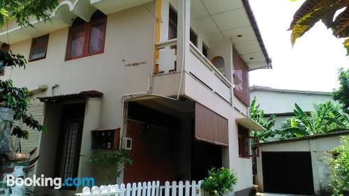 Apartamento con conexión a internet en Mount Lavinia