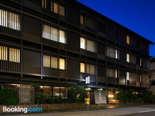 Apartamento de 27m2 en Kioto con internet