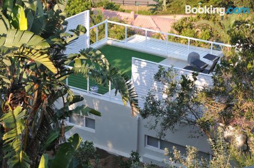 Appartamento con terrazza. Per le famiglie