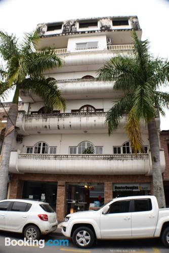 Apartamento con conexión a internet en San Salvador de Jujuy.