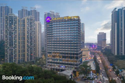 Huge place in Foshan for two people