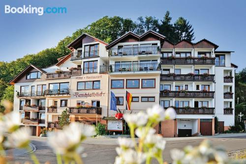 Home in Oberkirch with heat
