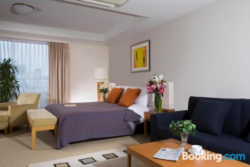Piccolo appartamento con una camera da letto. 40m2!