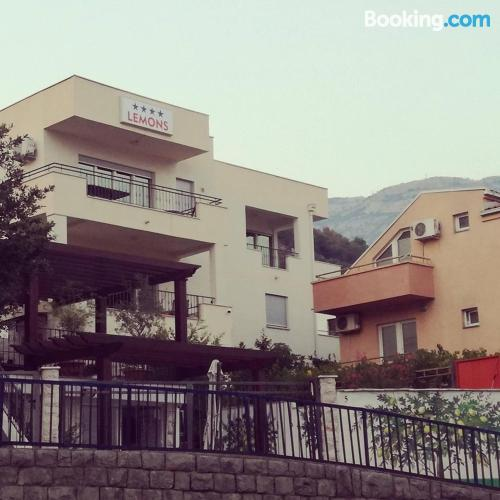 1 bedroom apartment in Budva. For two people