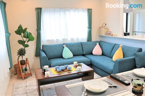 Ideal 1 bedroom apartment. Internet!.