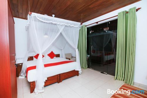 Apartamento acogedor en Bentota con internet.