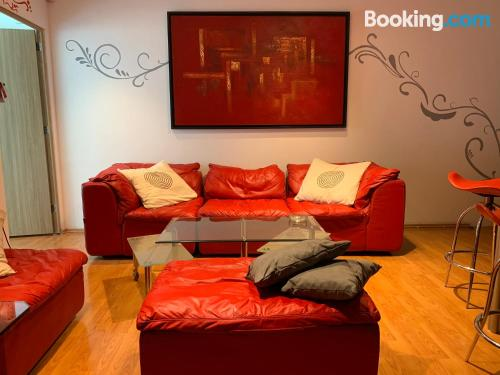 1 bedroom apartment apartment in Mexico City with internet.