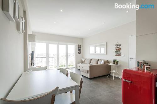 Apartamento con vistas. Ideal para familias.