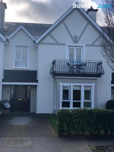 Home for couples in Tullow. Enjoy your terrace