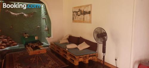 Apartment for 2 people in Katunayaka. Air!