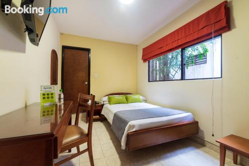 Convenient 1 bedroom apartment with terrace.