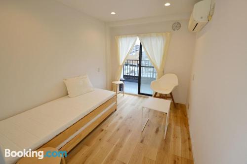 Apartment in Tokyo. Good choice!