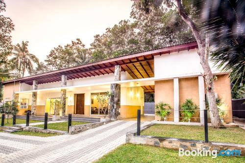 Home for 2 people in Piliyandala with air-con