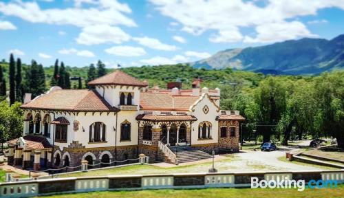 Huge apartment in Capilla del Monte in great location