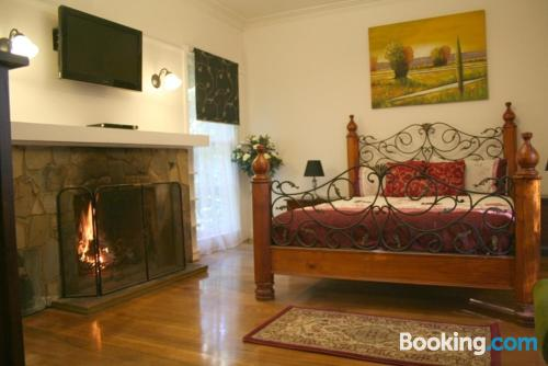 Home for two in Mount Dandenong. Air!