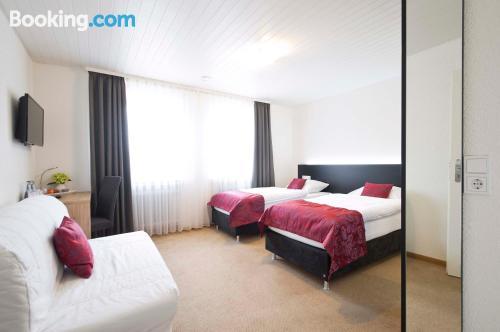 Petite apartment. Convenient!