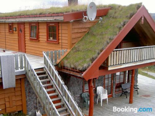 Apartamento con terraza en Hovden