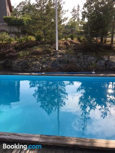 Apartamento con piscina ¡con vistas!.