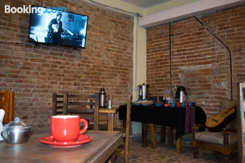 Apartment with internet in Cafayate.