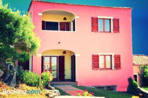 Apartment in Aglientu. Terrace!