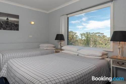 Apartamento en Katoomba. ¡Aire acondicionado!