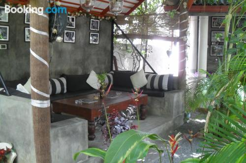 Apartment in Unawatuna with terrace and internet.