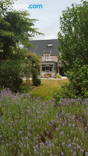 Home in Merelbeke. For two people