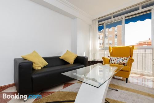 Apartamento en Málaga. ¡Wifi!