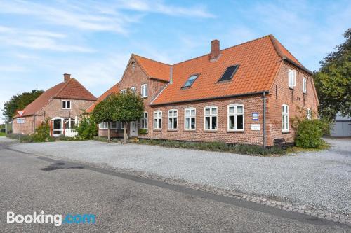Apartamento en Tønder con vistas