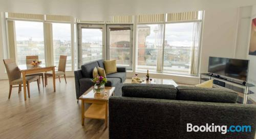 One bedroom apartment in Liverpool in downtown