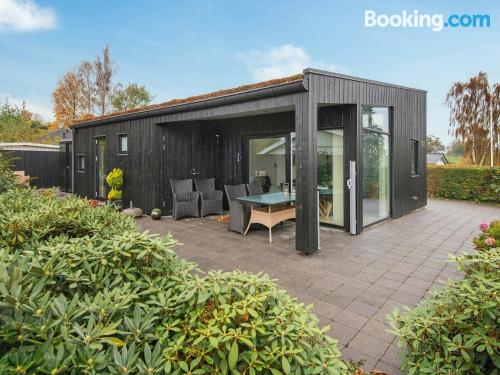 Two bedroom place in Haderslev with terrace