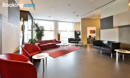 Apartamento de 29m2 en Milán con internet