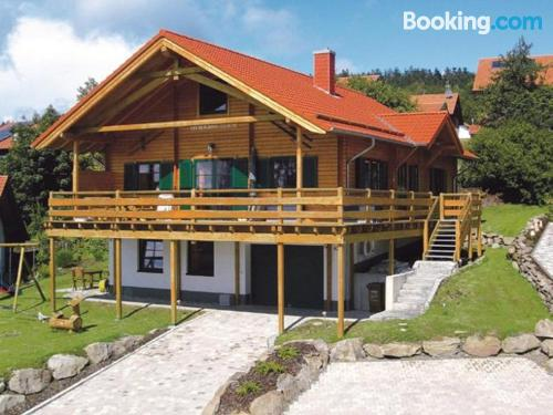 Terrace and internet home in Sankt Englmar in amazing location